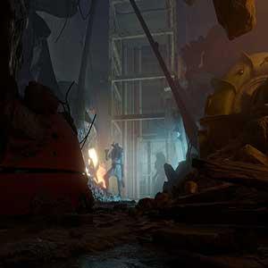 Half-Life Alyx Combine Suppressor
