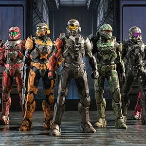Halo Infinite Spartans