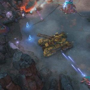 Halo Spartan Assault Tank