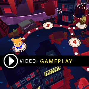Hamsterdam Gameplay Video