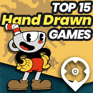 Best Hand-drawn Games