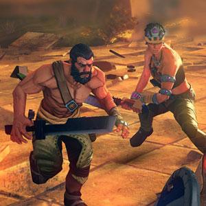 Hand of Faith Xbox One Battle