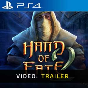 Hand Of Fate 2 PS4 Video Trailer