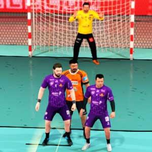 Handball 21 - Defense