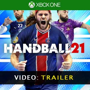 Handball 21 XBox One Video Trailer