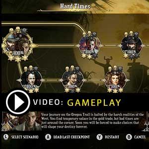 Hard West Gameplay Video