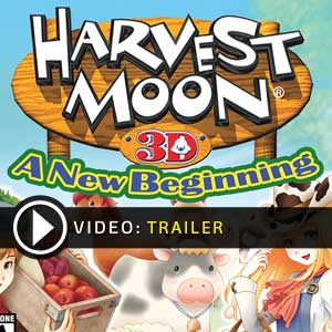 Harvest Moon 3D A New Beginning