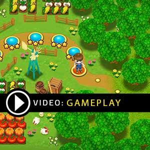 Harvest Moon Mad Dash Gameplay Video