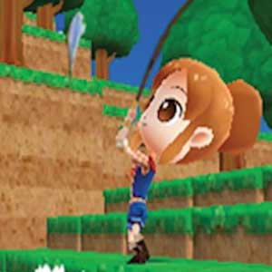 Harvest Moon The Lost Valley Nintendo 3DS Fish Bait