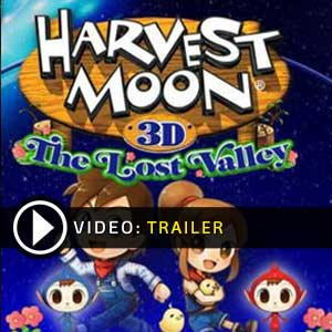 Harvest Moon The Lost Valley Nintendo 3DS Prices Digital or Physical Edition