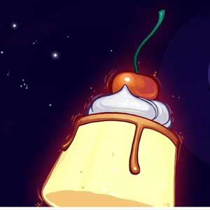 Hatoful Boyfriend - Pudding
