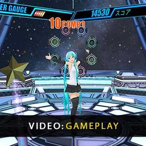 Hatsune Miku VR Gameplay Video