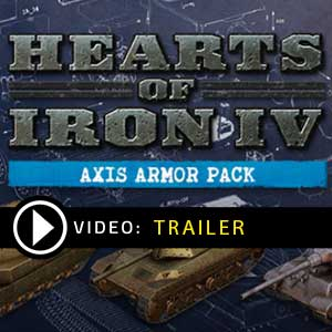 Hearts of Iron 4 Axis Armor Pack