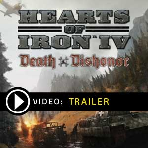 Buy Hearts of Iron 4 Death or Dishonor CD Key Compare Prices