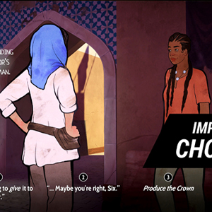 Heavens Vault - Impactful Choices