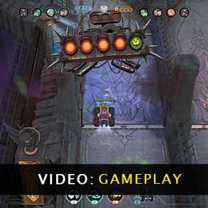 RHeavy Metal Machines Gameplay Video