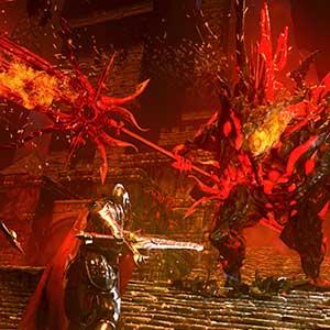 Battle demonic monsters