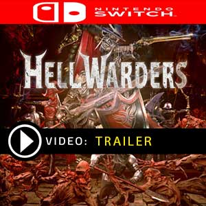 Hell Warders Nintendo Switch Prices Digital or Box Edition