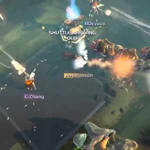 Helldivers Battle