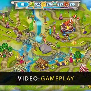 Hermes War of the Gods Gameplay Video