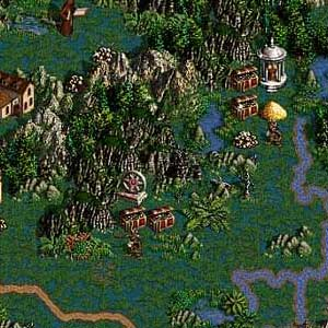 Heroes of Might and Magic 3 Map