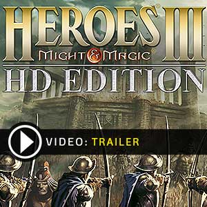 Buy Heroes of Might Magic 3 HD Edition CD Key Compare Prices