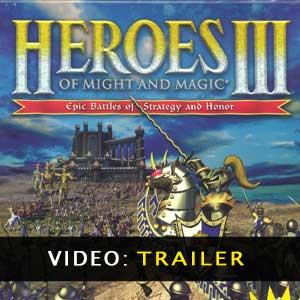 Heroes of Might and Magic 3 Trailer Video