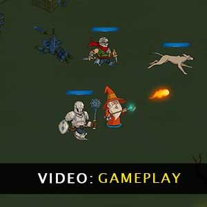 Heroic Mercenaries Gameplay Video