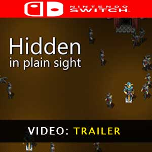 Hidden in Plain Sight Nintendo Switch Prices Digital or Box Edition