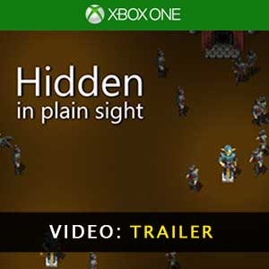 Hidden in Plain Sight Xbox One Prices Digital or Box Edition