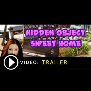 Hidden Object Sweet Home