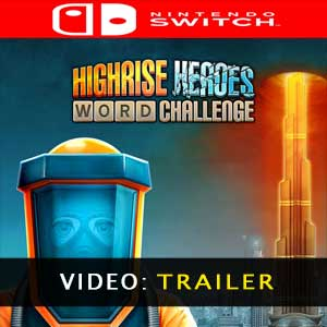 Highrise Heroes Word Challenge