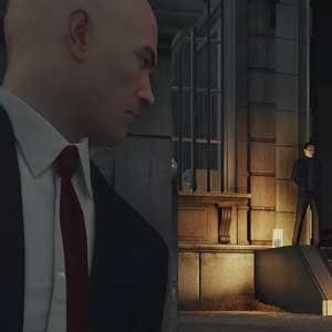 Hitman PS4 Spy