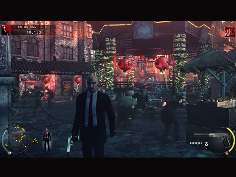 Buy Hitman Absolution Cd Key Compare Prices Allkeyshop Com
