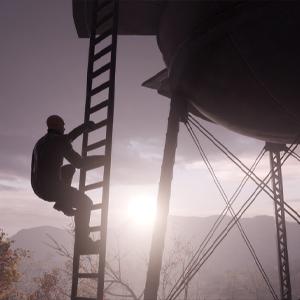 HITMAN Episode 5 Colorado Agent 47 Climbing
