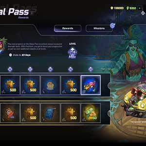 HMM Metal Pass Premium Season 5