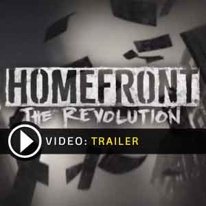 Buy Homefront The Revolution CD Key Compare Prices