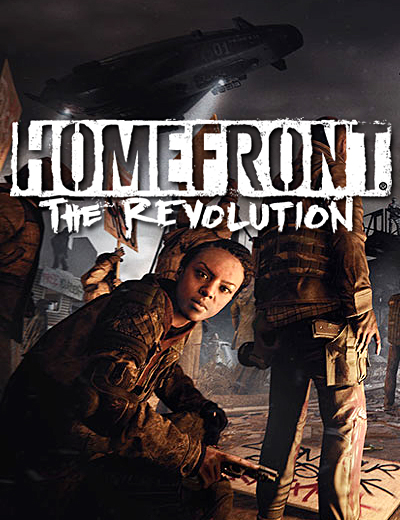 Homefront The Revolution New Trailer Guerrilla Warfare 101