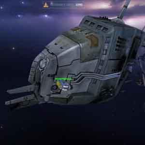 Homeworld Remastered Collection - Spaceship