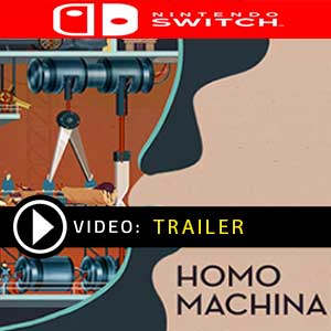 Homo Machina Nintendo Switch Prices Digital or Box Edition