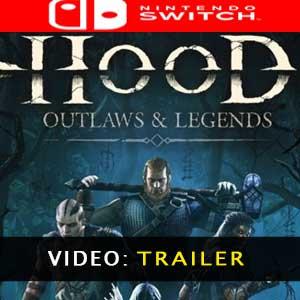 Hood Outlaws & Legends Nintendo Switch Trailer Video