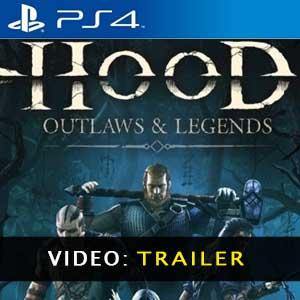 Hood Outlaws & Legends PS4 Trailer Video