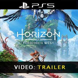 Horizon Forbidden West PS5 Announcement Trailer