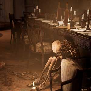 HORROR TALES The Wine Skeletons