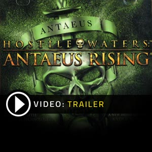 Buy Hostile Waters Antaeus Rising CD Key Compare Prices