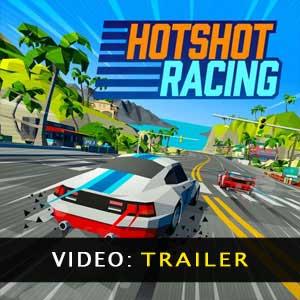 Hotshot Racing Video Trailer