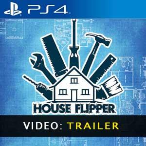 House Flipper trailer video