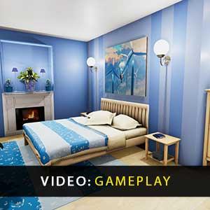 House Flipper gameplay video