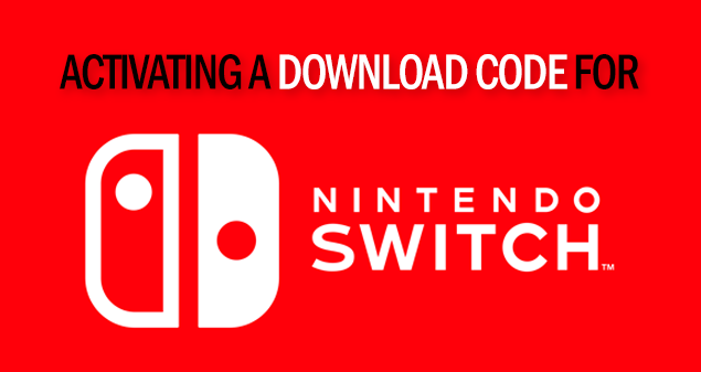 How to redeem a Digital code for Nintendo Switch