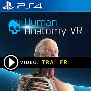 Human Anatomy VR PS4 Prices Digital or Box Edition